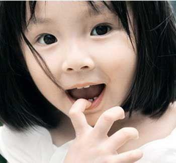 儿童视力下降要担心病理性近视