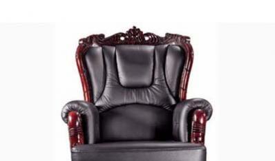 坐老板椅铺个凉垫