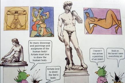看看国外是怎么搞性教育的《完全正常》